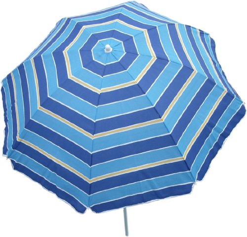 15m-blue-stripes-tnt-parasol-garden-camping-beach-sunshade-tilt-umbrella-new