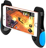 FairOnly Smartphone Game Clutch Game Handle Adjustable Game Holder Stand Universal Grip for 4.5~6.5 Inch Cellphone, Black