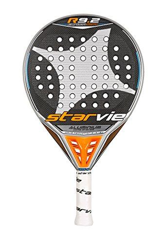 StarVie R 9.2 DRS Soft Pala de pádel, Unisex Adulto, Plateado, 360 G