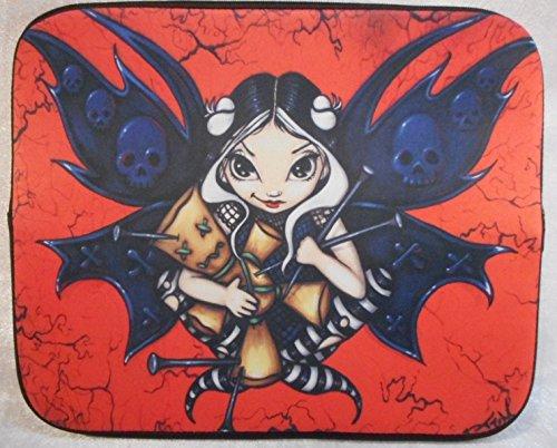 Engel & Feen Laptophülle Fairy Voodoo 37 cm Notebook Tasche Laptop Softcase Deko GMC 39151