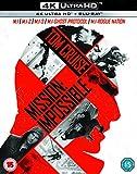 Mission Impossible 1-5 Boxset [Blu-ray] [2018] [Region Free]