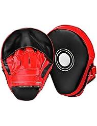 Queta main pattes Taekwondo vorgekrümmt pattes Trainer pattes Sports de combat radio-commande Pads le kickboxing pattes d'ours