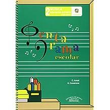 Pentagrama Escolar Música 2: Educación Primaria. Ciclo Inicial