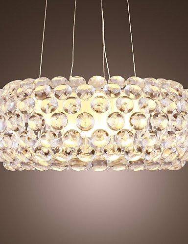 SWENT Moderne einfache/Retro/LED-pendelleuchten Pendelleuchte moderne Foscarini Design Lampe 1 Licht enthalten, 220-240V
