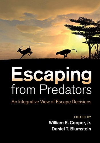 Escaping From Predators: An Integrative View of Escape Decisions (English Edition)