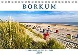 BORKUM Trauminsel in der Nordsee (Tischkalender 2019 DIN A5 quer): Besondere Momente einer Insel (Monatskalender, 14 Seiten ) (CALVENDO Natur)