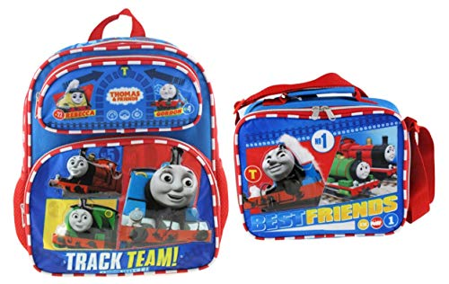 Thomas and Friends Deluxe 3D-Rucksack mit passender