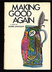 Making Good Again by Lionel Davidson (1968-09-03)