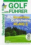 Albrecht Golf Führer Deutschland 19/20