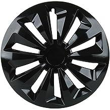 Unitec 75395 Fox Tapacubos, 13 pulgadas, color negro