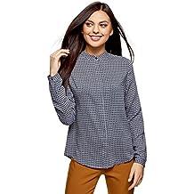 size 40 594ee 9e855 camicia coreana donna - 2 stelle e più - Amazon.it