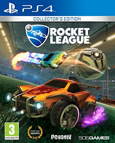 Rocket League Collectors Edition (Playstation 4) [Edizione: Regno Unito]