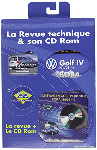 Pack Vw Golf IV / Bora (98–>) Essence et Diesel