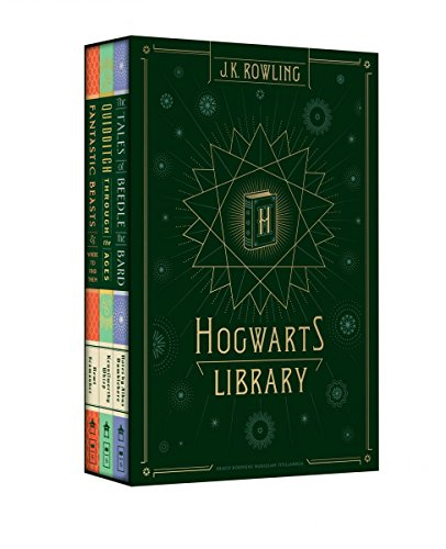 Hogwarts Library Harry Potter