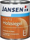 JANSEN Acryl Holzsiegel farblos 2,5 Liter seidenglänzend