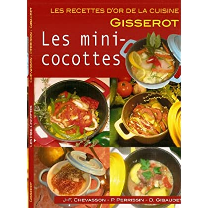 Mini-cocottes-Recettes d'or-Nlle Edition 2euros