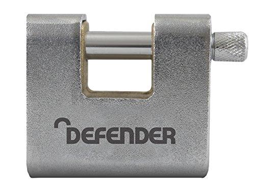 Defender und Lager Block Vorhängeschloss 80mm (Standard-möbel Rollläden)