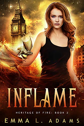 Inflame (Heritage of Fire Book 2) (English Edition)