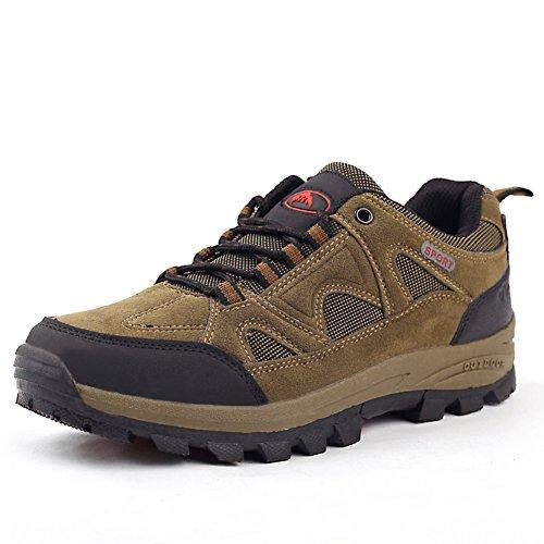 Outdoor sports and leisure chaussures randonnée outdoor chaussures/Glissez les hommes résistants/anti-dérapant usure chaussures F