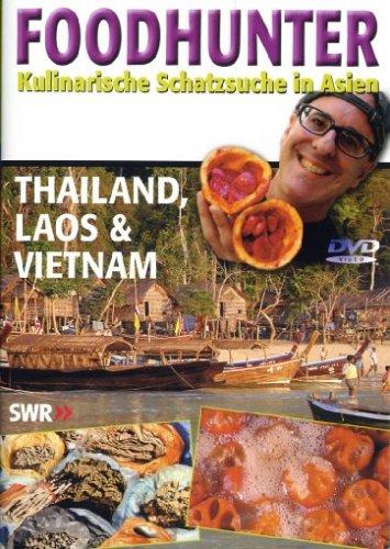 Foodhunter - Kulinarische Schatzsuche in Asien [2 DVDs]