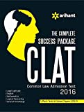 The Complete Success Package - CLAT (Common Law Admission Test) 2016 (Old Edition)