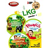 LKG COLLECTION - 1(NURSERY RHYMES,PHONIC...