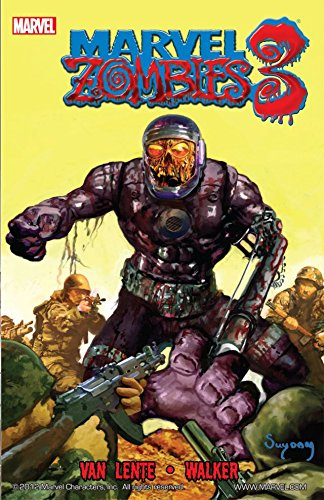 Marvel Zombies 3 (English Edition) (Marvel Kindle Zombies)