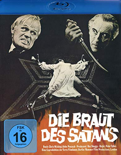 Die Braut des Satans - Hammer Edition Nr. 26 - Limited Edition [Blu-ray]