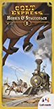 Image for board game Ludonaute COLT02 Colt Express: Horses and Stagecoach Expansion
