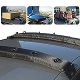 Smartspec, portapacchi gonfiabile per tetto auto, morbido e universale, per kayak, bagagli, ecc.