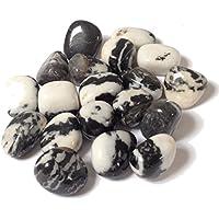 Tumblestone Zebra Jaspis Heilkristall Heilstein Entspannung Ruhe Kristall Therapie Trommelstein preisvergleich bei billige-tabletten.eu