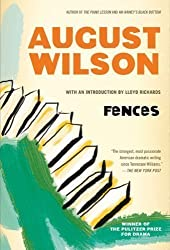 Fences (Plume) by Wilson, August Reissue Edition (1991)