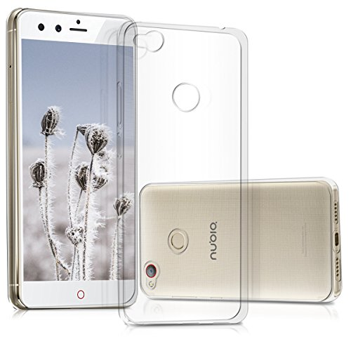 kwmobile ZTE Nubia Z11 Mini s Hülle - Handyhülle für ZTE Nubia Z11 Mini s - Handy Case in Transparent