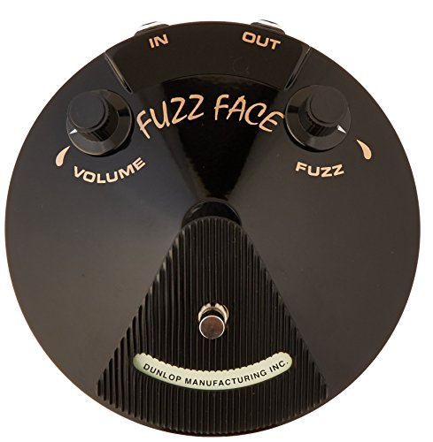 Dunlop JB F3 B JOE BONAMASSA Fuzz Face Distortion - Limited Edition