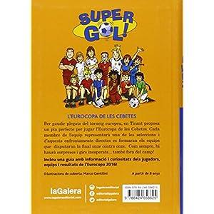 Supergol 7.  L'eurocopa de les cebetes
