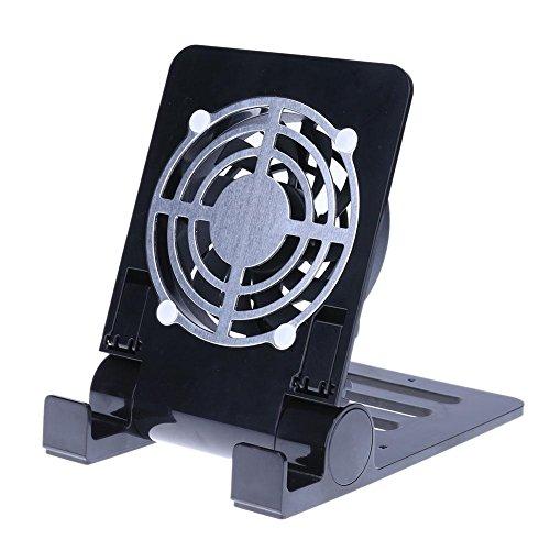 Cooling Fan Stand für Nintendo Schalter, alloet USB Cooling Fan Ständer Halterung Halter Kühler für Nintendo Switch oder Handy -