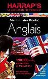 Harrap's Dictionnaire Poche Anglais par Harrap`s
