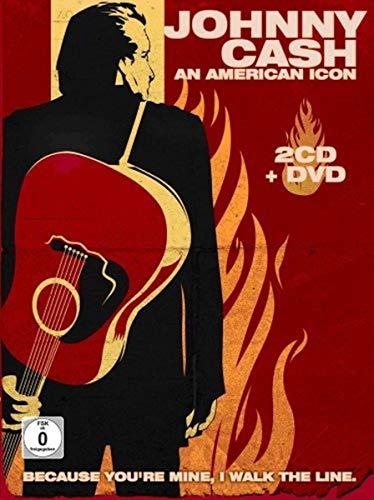 Preisvergleich Produktbild Johnny Cash - An American Icon (+2 CDs)