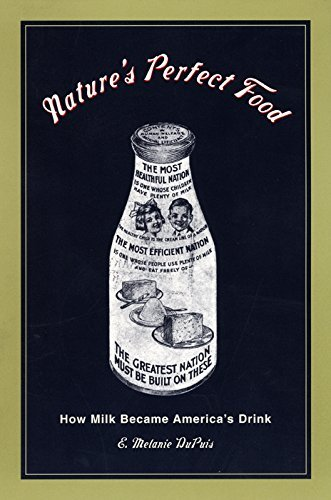 Nature's Perfect Food by E. Melanie Dupuis (2002-02-01)