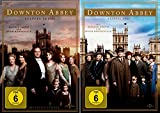 Downton Abbey Staffel 5+6 (8-DVD)
