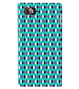 EPICCASE glittery diamond Mobile Back Case Cover For Lenovo Vibe Z2 Pro K920 (Designer Case)