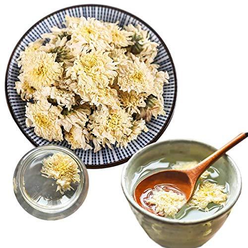 Chinesischer Kräutertee weißer Chrysanthementee neuer duftender Tee Gesundheitswesen blüht Tee erstklassiges gesundes grünes Lebensmittel (100)
