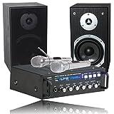 Ibiza KARAOKE-STAR4 Set impianto audio completo Karaoke
