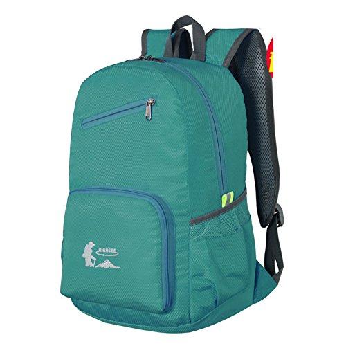 Liebhaber des Outdoor-Bergsteigen-Tasche/Faltbar/ Ultralight Rucksack C