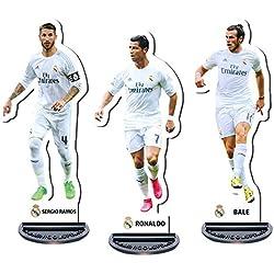 Minigols - Real Madrid, colección de figuras (Proyectum Sport Team 11RMA-1516-1)