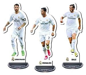 Real Madrid- Coleccionables (Proyectum Sport Team 11RMA-1516-1)