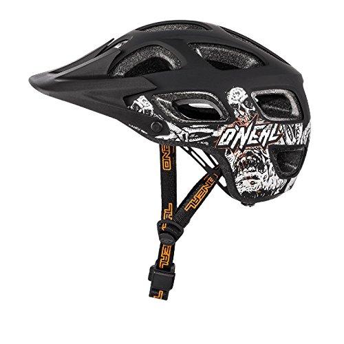 O'Neal Thunderball Menace MTB Helm Matt Schwarz, 0007-4, Größe XXS/S (52 - 56 cm)