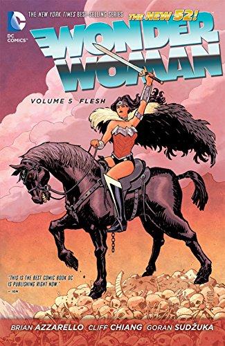 Wonder Woman Volume 5 HC (The New 52) (Wonder Woman: The New 52!)