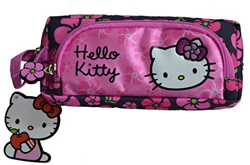Hello Kitty–Estuche doble compartimento (neceser Ecole o neceser cosmética)