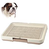 DogToilet24 H684B La toilette de chien , La couleur: marron, La taille: L (63cm x 47cm)